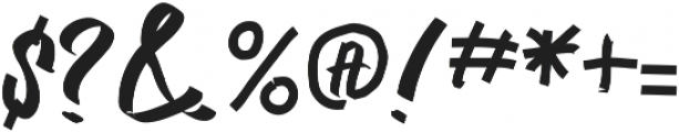 Vtks Mercado ttf (400) Font OTHER CHARS