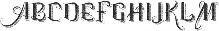 Vtks Piscina 3 ttf (400) Font UPPERCASE