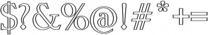 Vtks Piscina6 ttf (400) Font OTHER CHARS