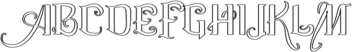 Vtks Piscina6 ttf (400) Font UPPERCASE
