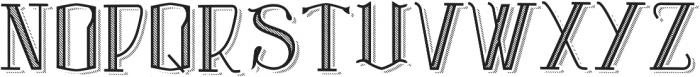 Vtks Premium 2 ttf (400) Font UPPERCASE