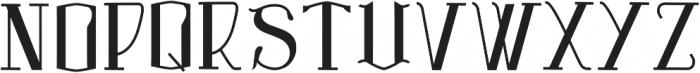 Vtks Premium ttf (400) Font LOWERCASE