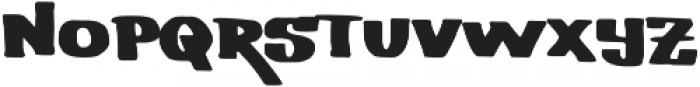 Vtks Red Line ttf (400) Font UPPERCASE
