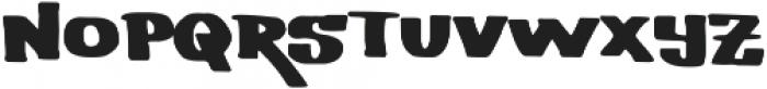 Vtks Red Line ttf (400) Font LOWERCASE