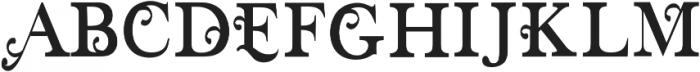 Vtks Savage v2 ttf (400) Font UPPERCASE