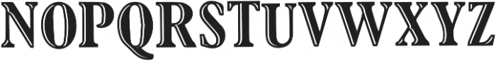 Vtks Service ttf (400) Font UPPERCASE