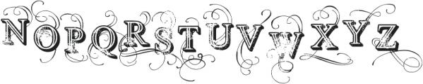 Vtks Simplex Beauty 2 ttf (400) Font LOWERCASE