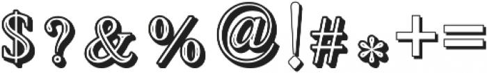 Vtks Simplex Beauty ttf (400) Font OTHER CHARS