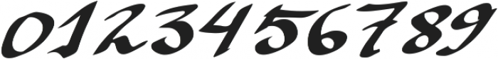 Vtks The Dark ttf (400) Font OTHER CHARS