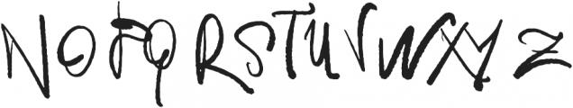Vtks Zamioyn3 ttf (400) Font UPPERCASE