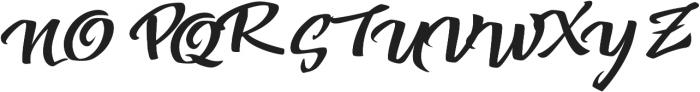 VtksColored Soul 3 ttf (400) Font UPPERCASE
