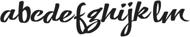 VtksColored Soul 3 ttf (400) Font LOWERCASE