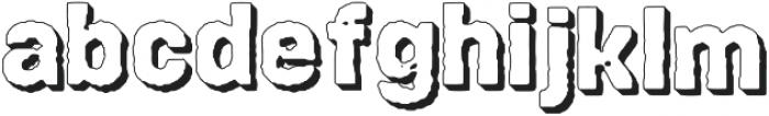VtksHeavyDuty2 ttf (800) Font LOWERCASE