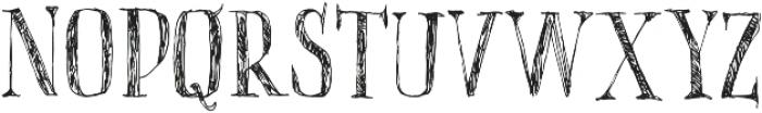 vtks easywork ttf (400) Font LOWERCASE