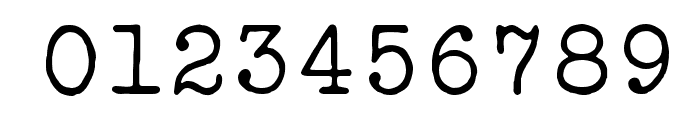 VTBulletin Font OTHER CHARS