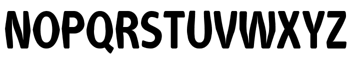VTC Anglika Regular Font UPPERCASE