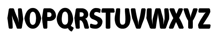 VTC Anglika Regular Font LOWERCASE