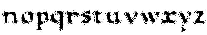 VTC AntiqueFizz Reguar Font LOWERCASE