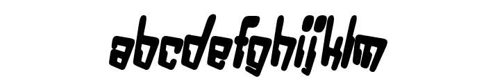 VTC Bad DataTrip Bold Italic Font LOWERCASE