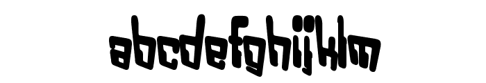 VTC Bad DataTrip Bold Font LOWERCASE
