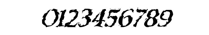 VTC Boseephus RegularItalic Font OTHER CHARS