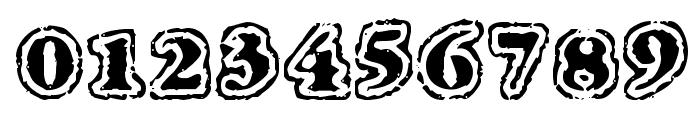 VTC FuzzyPunkySlippers Regular Font OTHER CHARS