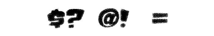 VTC-Karnival Frosty  Font OTHER CHARS