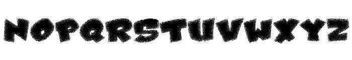 VTC-Karnival Frosty  Font UPPERCASE