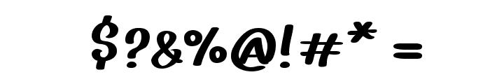 VTC-KomikaHandOne Font OTHER CHARS