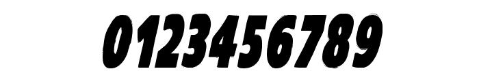 VTC-KomikaHeadLinerOne Bold Italic Font OTHER CHARS