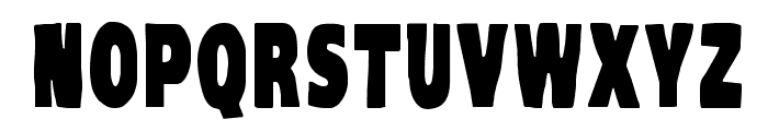 VTC-KomikaHeadLinerTwo Bold Font UPPERCASE
