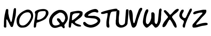 VTC Letterer Pro Regular Font UPPERCASE