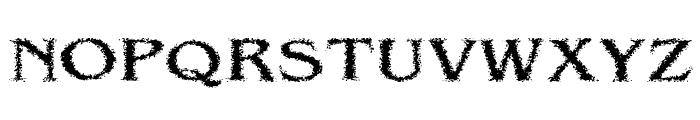 VTC VictorianLint SC Font LOWERCASE