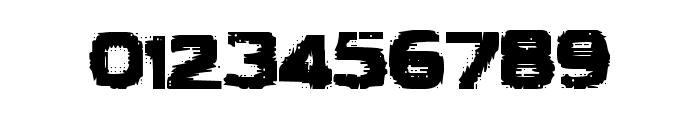 VTCBadLuck Regular Font OTHER CHARS