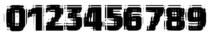 VTCBadVision Regular Font OTHER CHARS