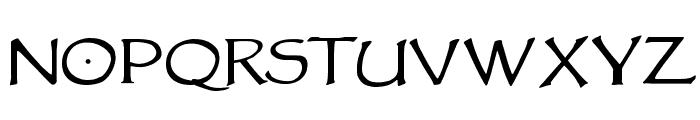 VTCGoblinHandSC Font LOWERCASE
