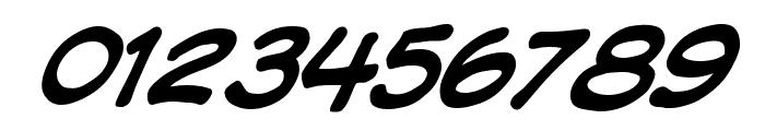 VTCKomixationSCItalic Font OTHER CHARS