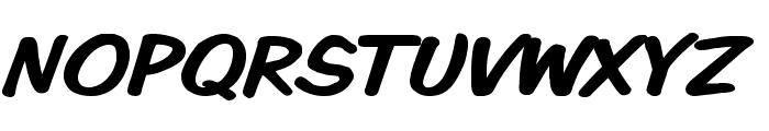 VTCKomixationSC Font LOWERCASE
