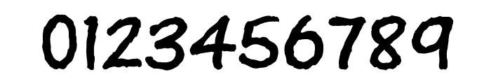 VTCSundayKomixKrumpled Font OTHER CHARS