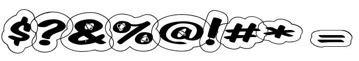 VTCSuperMarketSaleDisplayWired Font OTHER CHARS