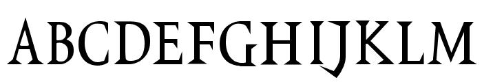VTCSwitchbladeRomanceTall Font UPPERCASE