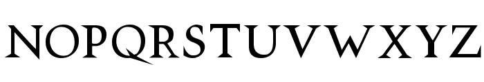 VTCSwitchbladeRomance Font LOWERCASE