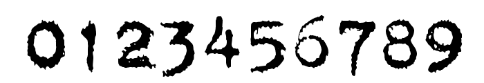 VTCorona Font OTHER CHARS