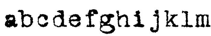 VTCorona Font LOWERCASE