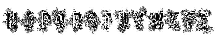 VTKS BEAUTY Font UPPERCASE