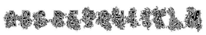 VTKS BEAUTY Font LOWERCASE