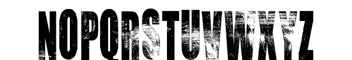 VTKS CHOICE Font UPPERCASE