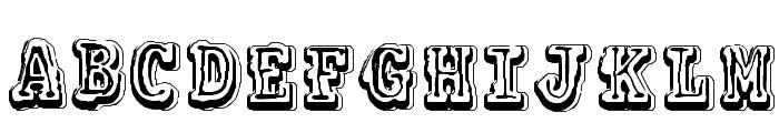 VTKS COLAGEM Font UPPERCASE