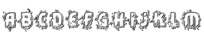 VTKS CORE Font LOWERCASE