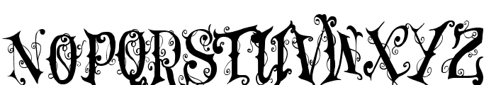 VTKS Dear Love Font UPPERCASE